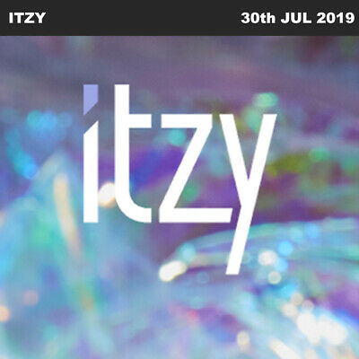 ITZY IT'z ICY Album CD+Photobook+Photocard+Etc+Tracking Number