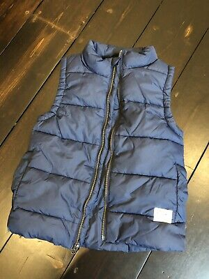 Country Road Boys Puffer Vest Barely Worn Size 8-9 Yrs