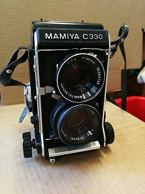 Mamiya C330 Professional F Twin Lens Medium Format Camera