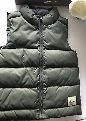 COUNTRY ROAD BOYS PUFFER VEST Size 6-7 (AD NEW)