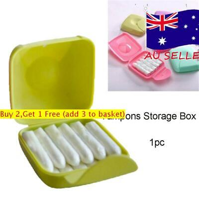 napkin  Holder personal sanitary tampon box Storage Box Travel  Mini Case