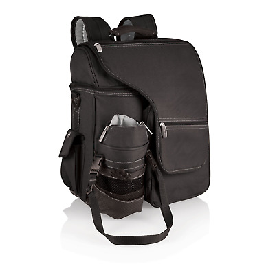 dc6546d31288 ONIVA - A Picnic Time Brand Turismo Insulated Backpack Cooler, Black