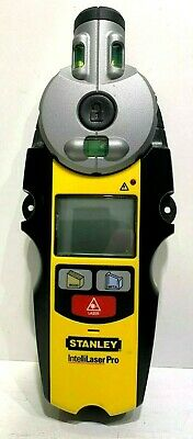 Stanley Intellilaser pro 77-260 Laser line level stud finder Super Cheap B46715