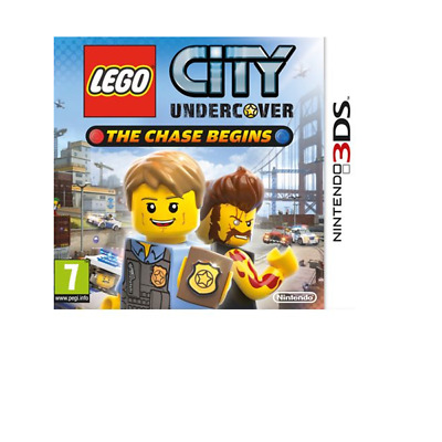 3Ds Lego City Undercover: The Chase Begins Select X Nintendo 2Dsxl/3Ds