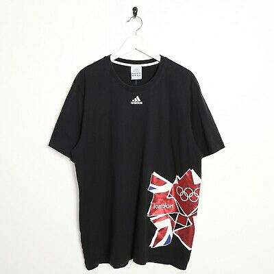 Londres Jeux Olympiques 5 2012 Tee Xl Shirt Taille Adidas Eur 0POnwk