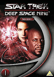 Star Trek - Deep Space Nine - Series 1 - Complete (DVD, 2007, 6-Disc Set)