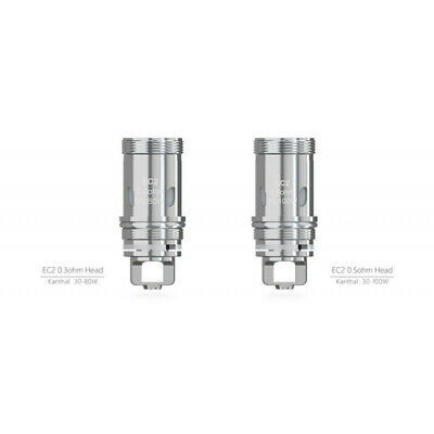 Pack De 5 Resistances Ec2 Eleaf