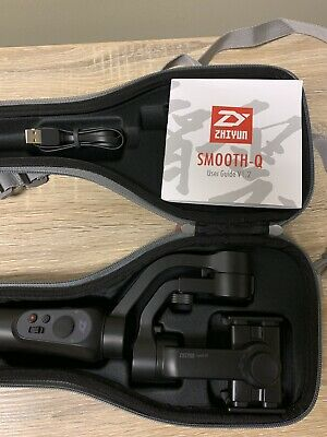 Zhiyun Smooth-Q 3-Axis Handheld Gimbal for Smartphone -Free Shipping Retails $99