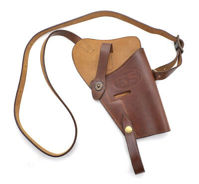 US WW2 M3 Colt 1911 .45 Tanker Shoulder Holster WW II M3 Army Repro World War 2