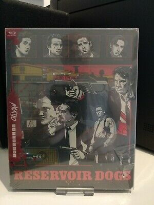 Reservoir Dogs - Mondo X Limited Edition Series 013 - Steelbook Blu-Ray OOP