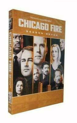 New Chicago Fire Season 7 DVD New Sealed Boxed FAST Postage UK Compatible