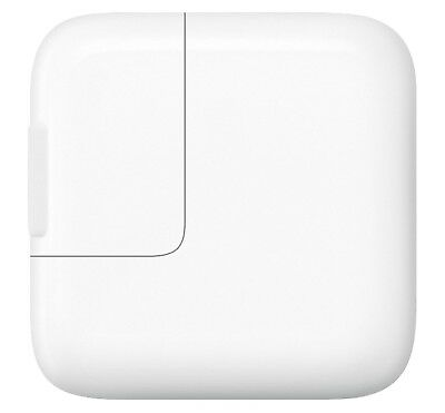 OEM Apple 12W USB Power Adapter Wall Charger A1401 for iPhone, iPad, & iPod