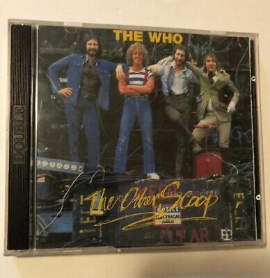 The Who - Pete Townshend - The Other Scoop 2 CD Set - Demos -2 Real CDs