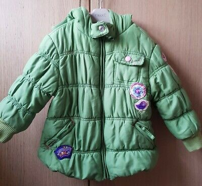 Girls Toddler Coat from NEXT. Size 18 – 24 months. Pre-owned. Used condition