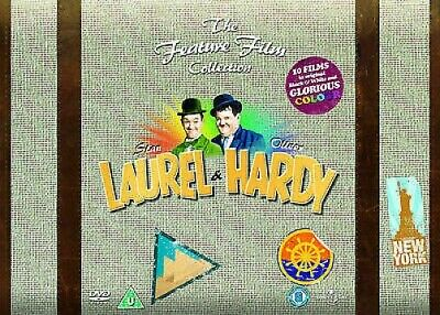 Laurel and Hardy: The Feature Film Collection - UK Region 2 DVD - Stan Laurel