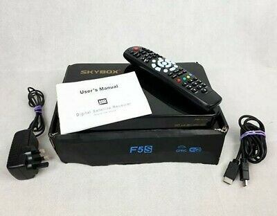 SKYBOX OPENBOX F5S Satellite Receiver Freesat HD PVR USB DVB