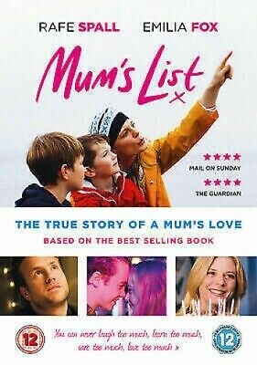 Mum's List - UK Region 2 DVD - Rafe Spall