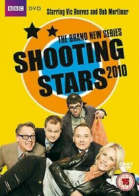 Shooting Stars: 2010 - UK Region 2 DVD - Vic Reeves