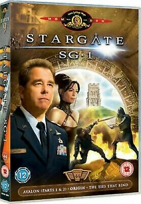 STARGATE SG-1: SEASON 9 Ben Browder [2010] [English] [DVD