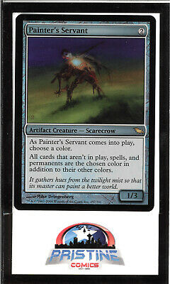 Toys Hobbies Mtg Individual Cards Painter S Servant Shadowmoor Mtg Artifact Creature A Scarecrow Rare Persianasciudadalta Es All cards that aren't on the battlefield, spells, and permanents are the chosen color in addition to their other colors. persianas ciudad alta