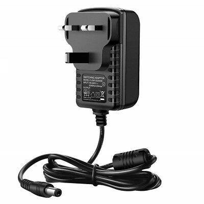 Mains Power Charge Charger Uk Plug For Amazon Echo Show 2Nd Generation