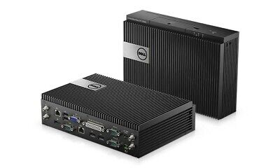 Dell Embedded Box PC3000 Industrial Grade: Fan-less and Dust Resistant IP30