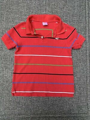 Crew Cuts Boys Polo Tee Shirt Striped Size 3T 3 Small