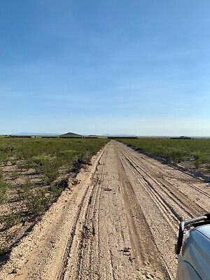 Texas land 40+ Acres-1 hour El Paso -Unit 1 Quick access &  remote