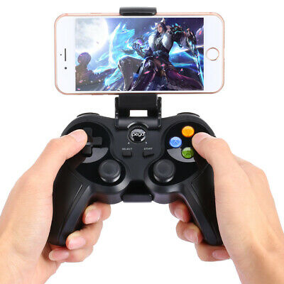 ipega PG 9078 Wireless Bluetooth Game Controller with Bracket for Android iOS TV