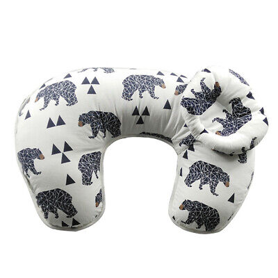 Breast Feeding Maternity Pregnancy Nursing Pillow Baby Support Deluxe 2019 Best