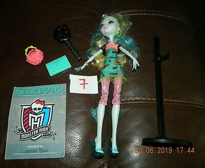 Monster High Doll & Accesories- Number 7 - Various Being Sold - Check Out Others