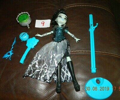 Monster High Doll & Accesories- Number 9 - Various Being Sold - Check Out Others