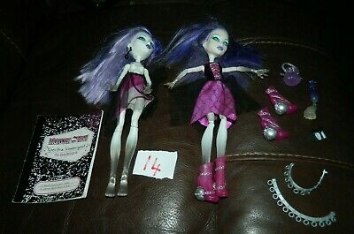Monster High Doll & Accesories- Number 14 Various Being Sold - Check Out Others