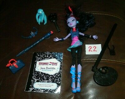 Monster High Doll & Accesories- Number 22  Various Being Sold - Check Out Others
