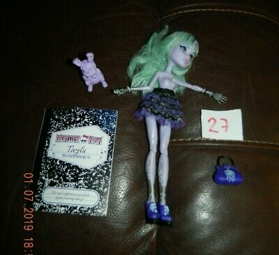 Monster High Doll & Accesories- Number 27  Various Being Sold - Check Out Others