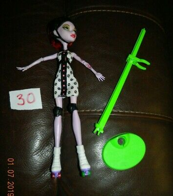 Monster High Doll & Accesories- Number 30  Various Being Sold - Check Out Others