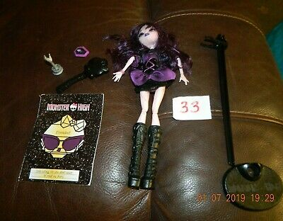 Monster High Doll & Accesories- Number 33  Various Being Sold - Check Out Others