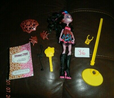 Monster High Doll & Accesories- Number 36  Various Being Sold - Check Out Others
