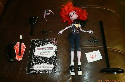 Monster High Doll & Accesories- Number 41  Various Being Sold - Check Out Others