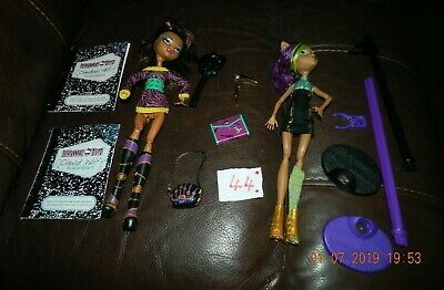 Monster High Doll & Accesories- Number 44  Various Being Sold - Check Out Others