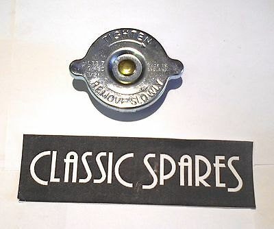 Daimler Dart Sp250 Sports 1959 To 1965 New  Radiator Cap (Nj573C)