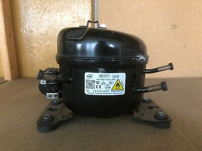 Refrigeration compressor QD35Y R600a No 1832550 C14