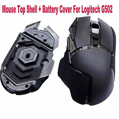 c30d72ccd78 NEW Mouse Top Shell Cover Replacement Outer Case+Weights Cover For Logitech  G502