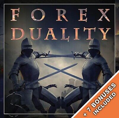 Forex DUALITY by Adrian Jones - SPECIAL OFFER