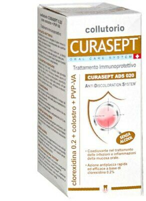 Curasept Collutorio 0,20 200 Ml Ads + Colostro 568007