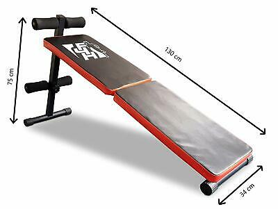 F4H ES555 Adjustable Folding Weight weights Bench Gym Sit Up weight bench sit up