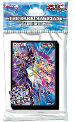 50 Bustine Protettive KAIBA'S MAJESTIC 63mm x 90mm Mini Deck Protector YUGIOH
