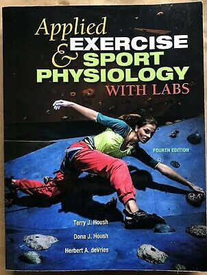 Applied Exercise and Sport Physiology, With Labs : With Labs, Paperback by Ho...