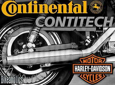 Continental Contitech Drive Belt for Harley Davidson -Teeth:136 W:1 1/8 inch