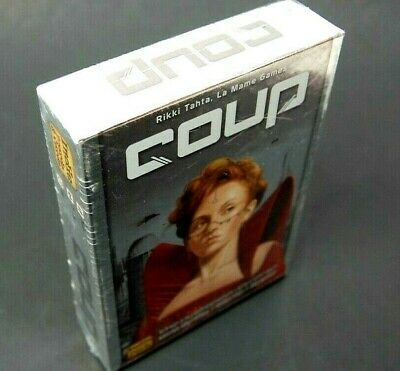 Coup Rikki Tahta La Mame Games Indie Boards Cards Secret Identities Deduction